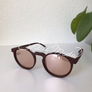 Le Specs Teen Spirit Sunglasses NWT
